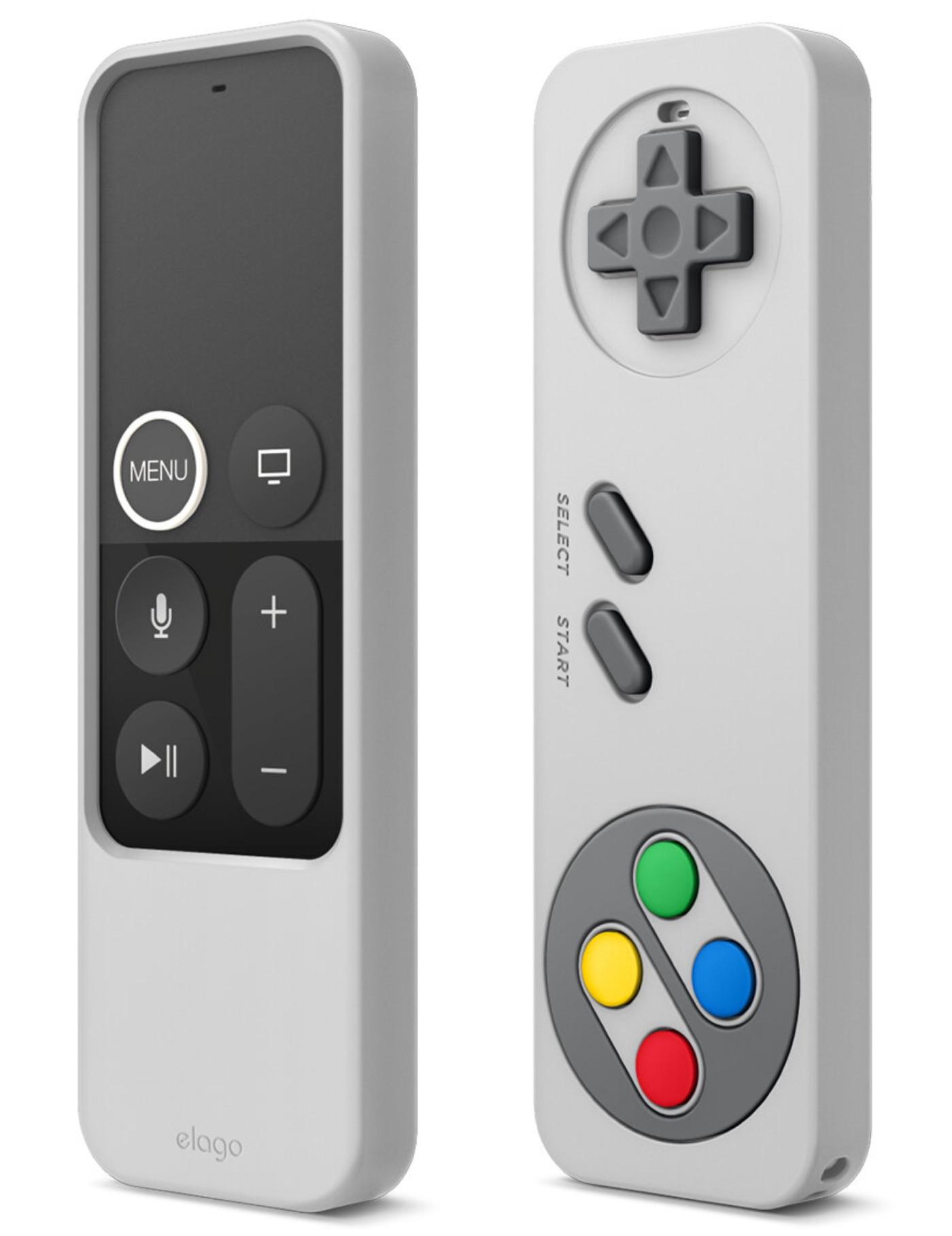 R4 Retro Apple TV Remote Case