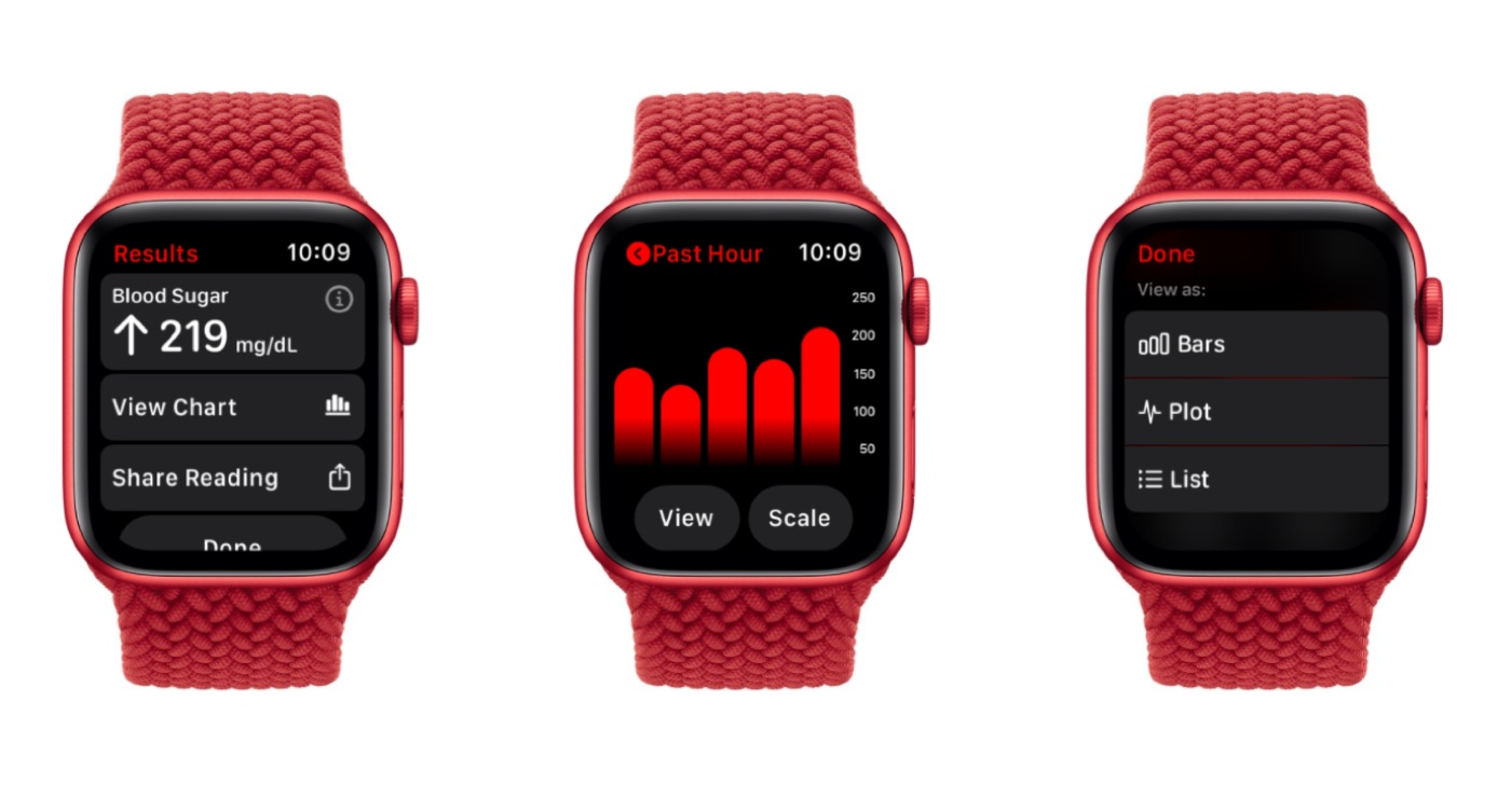 Apple Watch Series 7では血糖値測定も可能に!?
