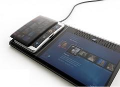 Android携帯のコンセプトモデル?
